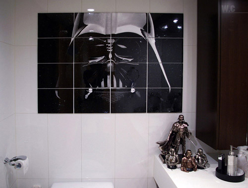 Darth Vader Bathroom