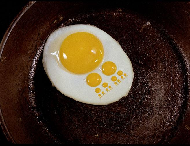 Cantor Set Eggs